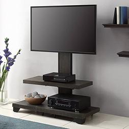 "2-Shelf Television Floater Mount for TVs up to 50"", Perfect"