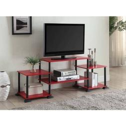 No-Tool Assembly 3-Cube Storage Unit & Entertainment Center