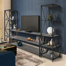 "Zenvida 3 Piece Entertainment Center for TV's up to 65"" Stor"