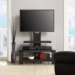 3 shelf tv stand