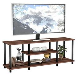 3 tier tv stand entertainment media center
