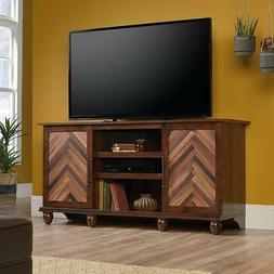 Sauder 420759 Entertainment Credenza, Curado Cherry