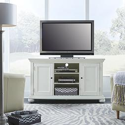 Home Styles 5427-10 Dover Entertainment Center, White