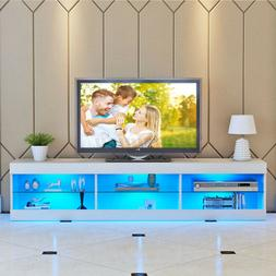 57''TV Stand Cabinet Unit Media Storage Entertainment Center