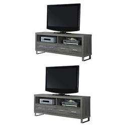 "Monarch Specialties 60"" Home Entertainment Center TV Stand,"