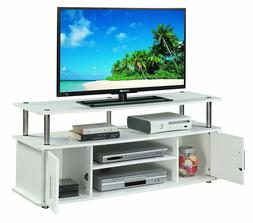 60 Inch TV Stand Flat Screen Living Room Furniture Home Ente
