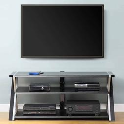 65 Inch TV Stand Flat Panel w/ 3 Shelves Entertainment Cente