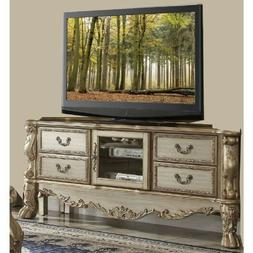 70 wood tv stand entertainment furniture center