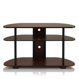 Furinno Turn-N-Tube TV Stand - Up to 37 Screen Support - 50