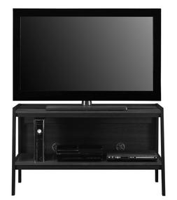 "Ameriwood Home Lawrence 45"" Ladder TV Stand, Black"