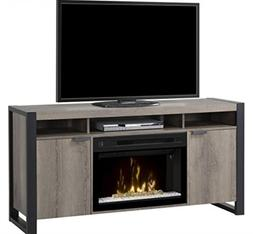 DIMPLEX Electric Fireplace, TV Stand, Media Console, Space H