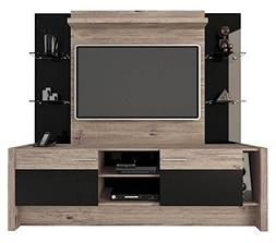 Manhattan Comfort Morning Side Entertainment Center, Nature