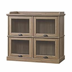 "Sauder 414720 Barrister Lane Highboy TV Stand, L: 41.58"" x W"