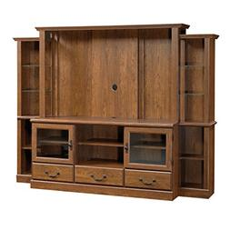 Sauder 418653 Orchard Hills Home Theater, Milled Cherry Fini
