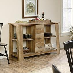 """Sauder 419977 Boone Mountain Credenza For TV's up to 60"""" Cra"""