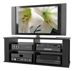 """Sonax - TV Stand for TVs Up to 54"""" - Black"""