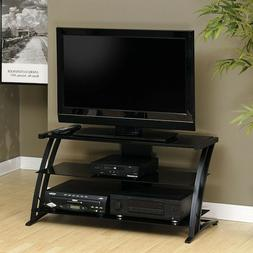 "TV Stand For Flat Screens 39"" Entertainment Center Cabinet B"