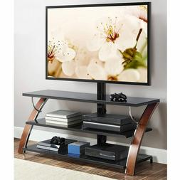 "TV Stand For Flat Screens 65"" Entertainment Center Cabinet W"