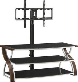 Whalen Furniture - 3-in-1 Console For Most Flat-panel Tvs Up