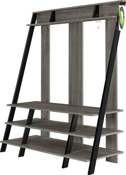 Ameriwood Home Dunnington Ladder Style Home Entertainment Ce