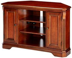 Hooker Furniture Brookhaven Corner Console, Medium Wood