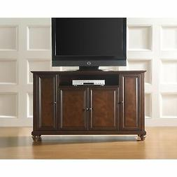 Crosley Cambridge 60 Inch TV Stand KF10001DCH Cherry