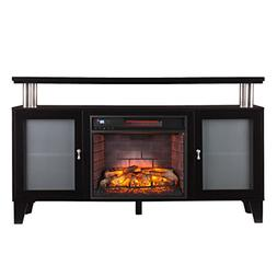 Southern Enterprises Canterbury Infrared Electric Media Fire