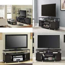 "Carson TV Stand for TVs up to 50"" Espresso 2 Adjustable Shel"