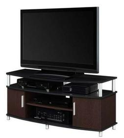 "Carson TV Stand TVs up to 50"" Flat Panel TV Console Entertai"
