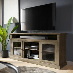"""Cayman 60"""" Entertainment Center TV Stand Console Fit TV's Up"""