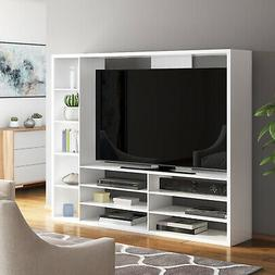 "Mainstays Entertainment Center for TVs up to 55"", Ideal TV S"
