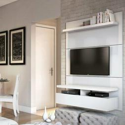 Manhattan Comfort City 1.2 Floating Wall Theater Entertainme