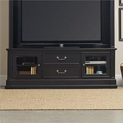 """Hooker Furniture Clermont 73"""" Entertainment Console in Black"""