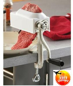 commercial meat tenderizer cuber heavy