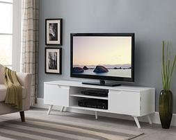 Kings Brand Furniture Contemporary TV Stand Storage Console