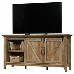 "Sauder 420820 Dakota Pass Credenza, for Tvs Up to 70"", Craft"