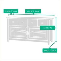 Edge Water Panel TV Stand