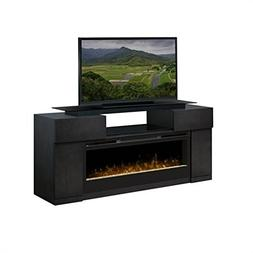 "Bowery Hill 73"" Electric Fireplace Entertainment Center"