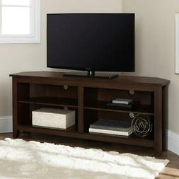 TV STAND ENTERTAINMENT CENTER Corner Media TVs up to 60 Inch
