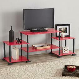 entertainment center tv media stand flat panel