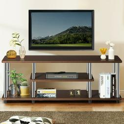 Entertainment Center TV Stand Media Cabinet Table Rack Shelv