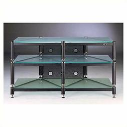 Entertainment Center TV Stands Glass Stand Furniture Metal o