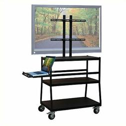 "Entertainment Center Wide Body Cart for up to 47"" Flat Panel"