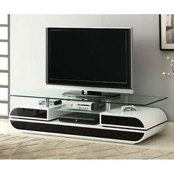 247SHOPATHOME IDF-5813-TV TV Stand, White