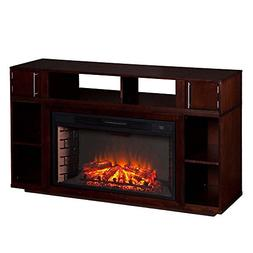 Southern Enterprises FE9024 Bexley Espresso Media Fireplace
