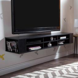Floating TV Stand Entertainment Center Television Holder Wal
