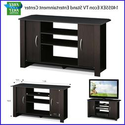 Furinno 14055EX Econ , Turn-N-Tube TV Stand Living Entertain