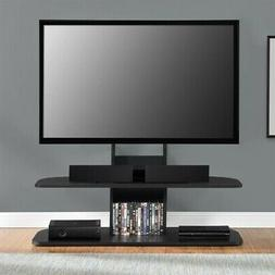 Galaxy XL Espresso TV Stand with Mount for TVs up 65