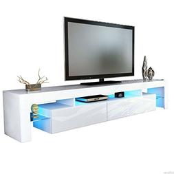 Helios 200 Modern TV Stand for Living Room TV Entertainment