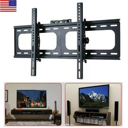 "Jumbo Low Profile Fixed Slim TV Wall Mount Bracket For 26""-7"
